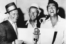 Frank Sinatra and Bing Crosby and Dean Martin in Frank Sinatra: A Man and His Mu - $23.99