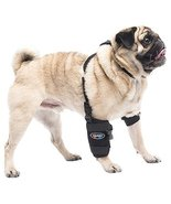 Caldera Pet Therapy Universal Wrap Carpal/Elbow with Gel, Small, Black - $43.64