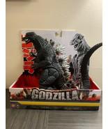 "Bandai Final Wars Godzilla Large Vinyl 12"" Scale Action Figure - $54.45"