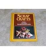 Vintage Scrap Crafts: McCalls Needlework & Crafts 1984 Collector Book - $14.95
