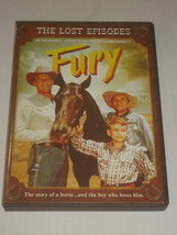 FURY THE LOST EPISODES Peter Graves Bobby Diamond Wiliam Fawcett 3 DVD's - $6.99