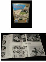 1964 New York World's Fair Dedication Shea Stadium Mets Book - $59.99