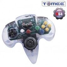 Nintendo 64 Tomee Controller (Clear) New In The Box - $11.49