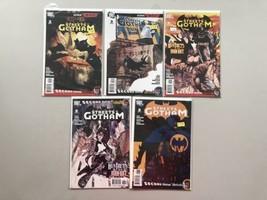 Lot of 10 Batman Streets of Gotham (2009) from #2-14 VF-NM Near Mint - $23.76