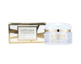 Missha SUPER AQUA CELL RENEW SNAIL CREAM 52ml / Free Gift / Korean Cosme... - $40.20