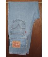 Men's Levis 560 Comfort Fit Blue Jeans Size 29x30  - $13.00