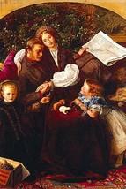Peace Concluded by John Everett Millais - Art Print - $19.99+