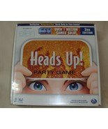 Heads Up! Party Game Trivia As seen on Ellen 3rd Edition NEW - $9.89
