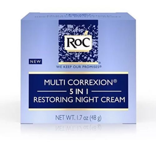 Roc Multi Correxion 5 in 1 Restoring Night Cream - 1.7 oz