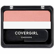 COVERGIRL Cheekers Blendable Powder Blush, Brick Rose 180, 0.12 ounce (P... - $5.18