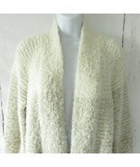 New Gap Cardigan Sweater XS X Small Ombre Fuzzy Knit Stripe Open Front 2018 - $27.76