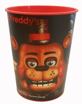 Five Nights at Freddy's 16 oz Plastic Stadium Keepsake Cup Party Supplie... - $2.23