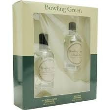 BOWLING GREEN BY GEOFFREY BENNE 2PCE SET 4.0 OZ EDT & 4.0 OZ AFTER SHAVE FOR MEN