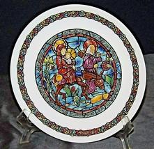 """""""Première Assiette"""" La Fuite En Egypte Commemorative Plate AA20-CP2324 Vintage D"""