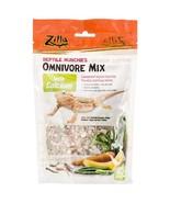 ZILLA REPTILE MUNCHIES OMNIVORE MIX FOOD - $18.76