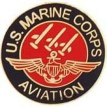 USMC Aviation Pin 1'' - $5.93