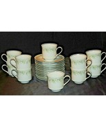 Johann Haviland Bavaria Cups and Saucers AA20-7170AA Vintage - $215.95