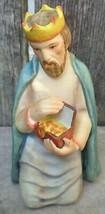 Goebel KING KNEELING/CASH BOX #214N-Nativity Set TMK-6 1951 Mold - $59.00