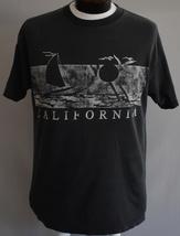 748acbd10 Vintage 90s California Souvenir T-shirt Trashed Tee Surfer Grunge Hipster -  $34.99