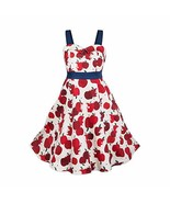 DisneyParks Dress Shop Snow White Apple Dress Womens (1x) - $88.11
