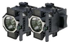 Epson ELPLP73 Oem Lamp For EB-Z8350W EB-Z8355W EB-Z8355WNL Made By Epson - 2 Pak - $1,035.00