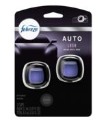 Febreze Car Vent Clip Air Freshener, Lush, .06 Fl. Oz Each, Pack of 2 - $12.95