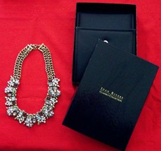 """JOAN RIVERS """"classic collection"""" clunky costume necklace - $24.70"""