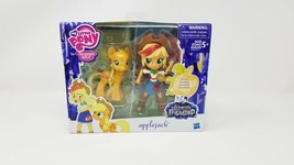 My Little Pony Elements of Friendship Applejack Exclusive 9-Inch Doll & Pony Set
