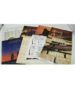 Vintage Winchester Dealer Door Sign Information Advertisement Catalogs 8... - $16.82