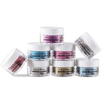 Cuccio Pro Powder Polish Dip System - She Shimmers Collection - 8 Piece ... - $54.19