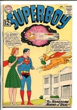 SUPERBOY #101-1962-DC-KRYPTOL-vg - $30.26