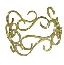 delicate Plain Gold Plated multi Bangle Fashion regular US - $13.16