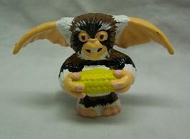 "Vintage 1990 Gremlins 2 Daffy Mogwai w/ Corn 2"" Applause Pvc Toy Figure 1990's - $18.32"