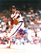 Lamarr Hoyt signed Chicago White Sox 8x10 Photo - $15.00