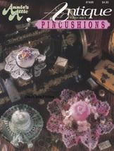 Antique Pincushions, Annie's Crochet Pattern Booklet 87A99 Eight Lacy De... - $5.95