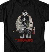 The Shining t-shirt Stephen King retro 80's horror graphic cotton tee WBM559 image 3