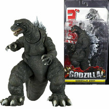 "This NECA - Godzilla - 12"" Head to Tail action figure - 2001 Classic God... - $40.64"