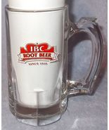 Vintage IBC Root Beer Glass Mug, Since 1919 logo - $9.95