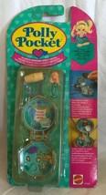 Vintage Polly Pocket Seashine Mermaid Locket 1994 New & Sealed Moc Keepsake Rare - $395.99
