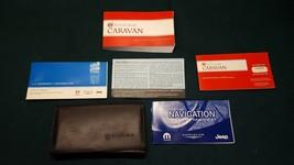 2006 Dodge Caravan Owner Owner's Manual & Supplemental Documents Navigat... - $17.46