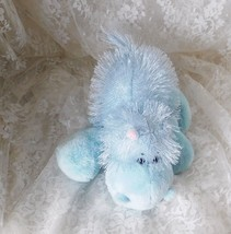 "GANZ Plush Blue Hippo Webkinz 8"" (Head to tail) HM009 - No Code Plush Only - $9.49"