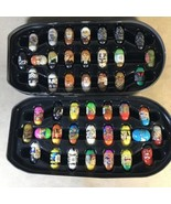 45 Mighty Beanz in Tin Many Star Wars Included - $27.71
