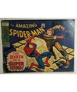 AMAZING SPIDER-MAN (1969) Marvel mini-comic giveaway from EYE magazine V... - $24.74