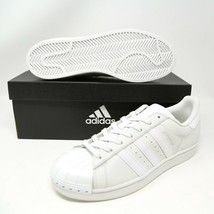 adidas SuperStar Shell Toe BY3174 Cloud White Grey New York City NYC Bas... - $68.37