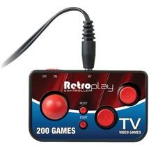 Dreamgear My Arcade Retroplay Plug & Play Controller With 200 Games - $29.99