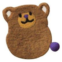 Tokyo Matcha Selection - Smile Bear - Felt Coaster - $9.89
