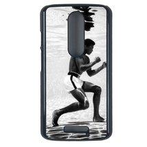 Muhammad Ali Motorola Moto X3 case Customized premium plastic phone case, design - $12.86