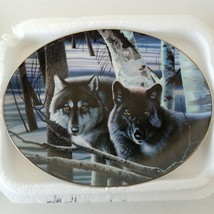 The Bradford Exchange - Night Watch Shadow Guardians Decorative Plate - $19.19