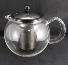 Bodum Glass Teapot - Press - Infuser (15oz made in Switzerland)L@@K - $14.85