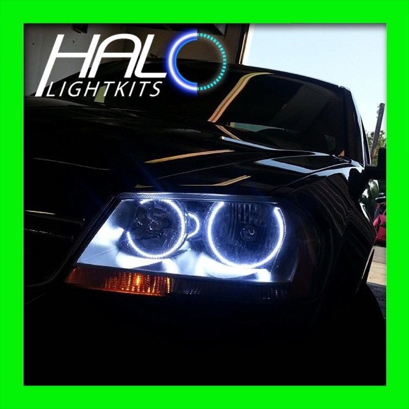 Primary image for 2008-2014 DODGE AVENGER WHITE LED LIGHT HEADLIGHT HALO KIT by ORACLE